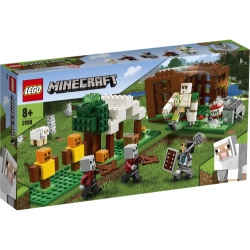 The Pillager Outpost LEGO® Minecraft™ 21159