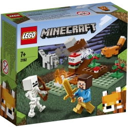 The Taiga Adventure LEGO® Minecraft™ 21162