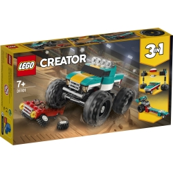 Monster Truck LEGO® Creator 3-in-1 31101