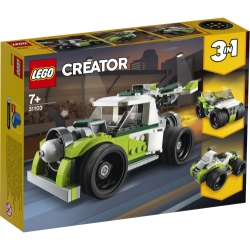 Rocket Truck LEGO® Creator 3-in-1 31103