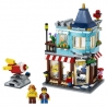 Townhouse Toy Store LEGO® Creator 3-in-1 31105