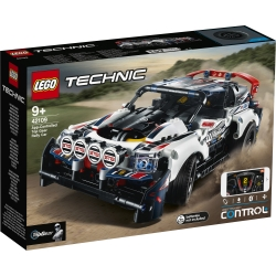 App-Controlled Top Gear Rally Car LEGO® Technic™ 42109