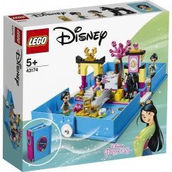 Mulan's Storybook Adventures LEGO® Disney™ 43174