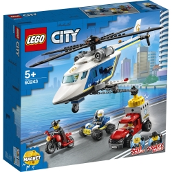 Police Helicopter Chase LEGO® City 60243