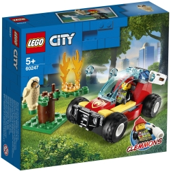 Forest Fire LEGO® City 60247
