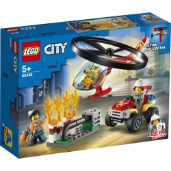 Fire Helicopter Response LEGO® City 60248