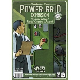 Power grid: N. Europe/UK Expansion