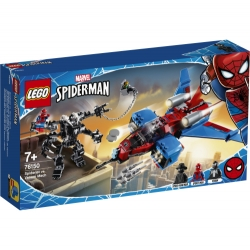 Spiderjet vs. Venom Mech LEGO® Marvel 76150