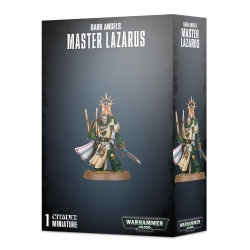Dark Angels Master Lazarus