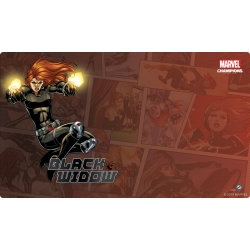 Black Widow Game Mat