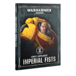 Codex: Imperial Fists - Spanish
