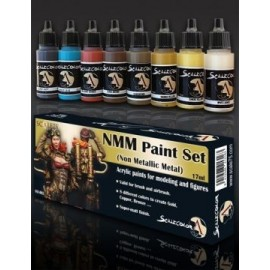 NMM Paint Set - Gold and Copper