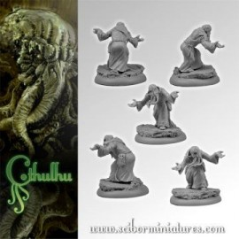 Cthulhu Cultist Version 2