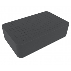 Half-size Raster Foam Tray 70mm (2.75 Inches)