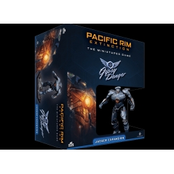 Pacific Rim Extinction Wave 1: Gipsy Danger Exp