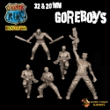 Skinner: Goreboys on Foot x5 32mm