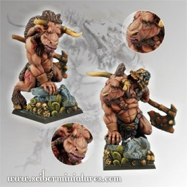 Minotaur Chieftain