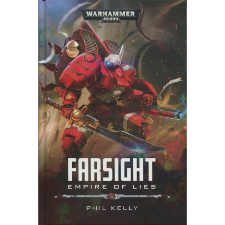 Farsight: Empire of Lies Hardback