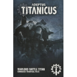 Adeptus Titanicus Knights Command Terminal Pack - English