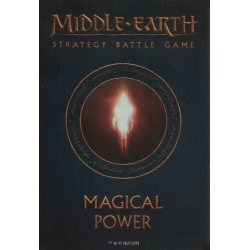 Middle-Earth Strategy Battle Game: Magical Power Cards - English