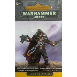 Astra Militarum Lord Commissar