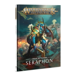 Battletome: Seraphon Hardback - English