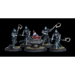 Legion of Everblight Spawning Vessel & Acolyths