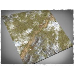 4ft x 4ft, Northland Theme Mousepad Game Mat