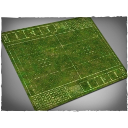 Grass Themed Blood Bowl Mousepad Game Mat