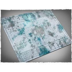 Frostgrave Themed Blood Bowl Mousepad Game Mat