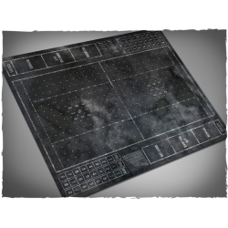 Gotham Themed Blood Bowl Mousepad Game Mat
