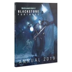 Blackstone Fortress: Annual 2019 - Spanish