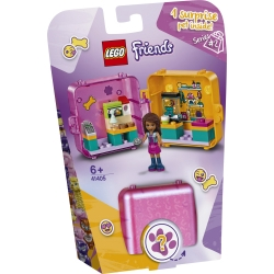 Andrea's Shopping Play Cube LEGO® Friends 41405