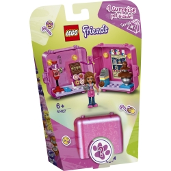 Olivia's Shopping Play Cube LEGO® Friends 41407