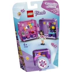 Emma's Shopping Play Cube LEGO® Friends 41409