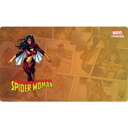 Spider-Woman Game Mat