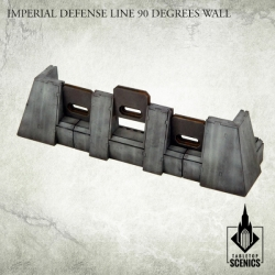 Imperial Defense Line: 90 Wall