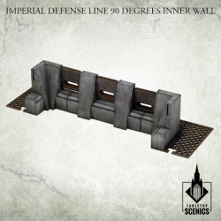 Imperial Defense Line: 90 Inner Wall