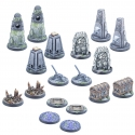 The Elder Scrolls Call to Arms - Markers and Tokens Upgrade Set