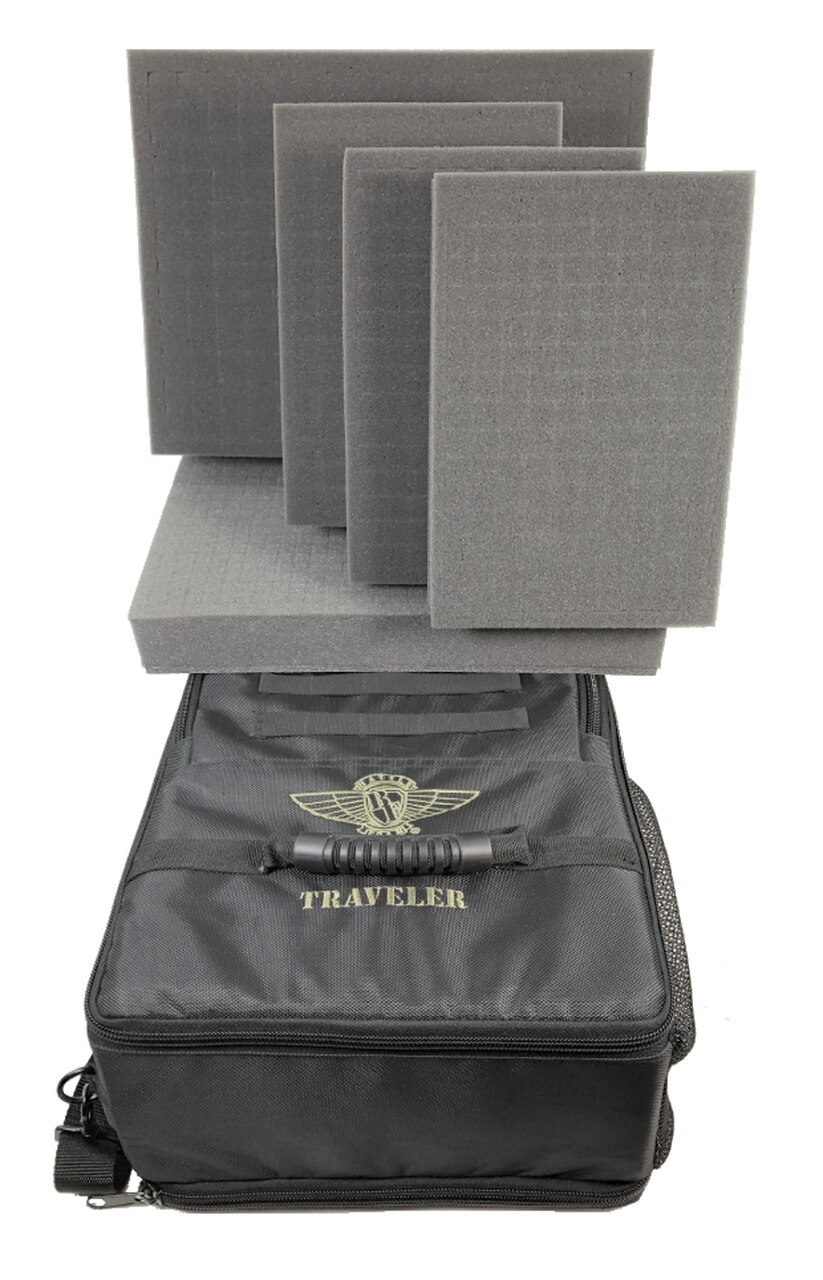 Battle Foam Traveler Bag Standard Load Out P A C K Traveler Bags Pluck foam trays are nice and easy to my first and only battlefoam pack i'll buy. wayland games