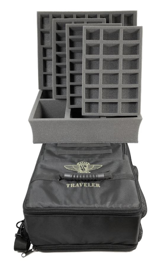 Battle Foam Traveler Bag Standard Load Out P A C K Traveler Bags Great prices, free uk 24hr delivery over £ this tray will hold six smaller based ships, two medium based ships, and one large based ship from. wayland games