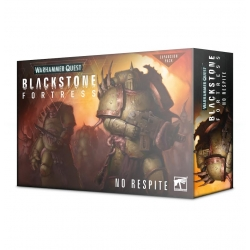 Warhammer Quest Blackstone Fortress: No Respite - Spanish