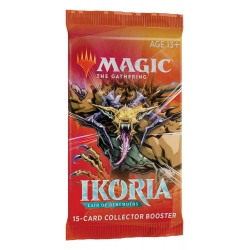 MTG: Ikoria: Lair of Behemoths Collector Single Booster