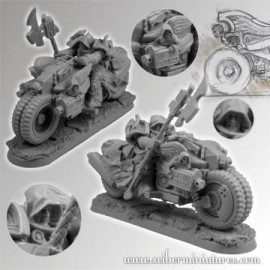 Angel Knight Motorcycle 3