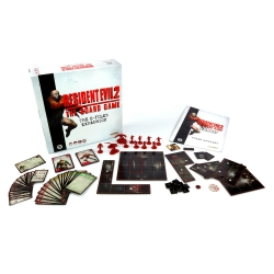 The B-Files Expansion - Resident Evil 2 Board Game