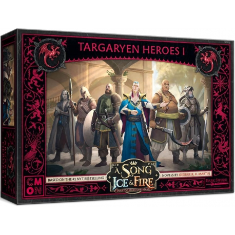 A Song Of Ice and Fire: Targaryen Heroes No.1