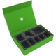 Feldherr Magnetic Box Green for Star Wars X-Wing Slave 1 and 5 Ships