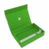 Feldherr Magnetic Box Green for Star Wars X-Wing Punishing One, 5 Ships and Accessories