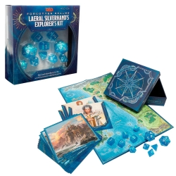 Laeral Silverhand's Explorer's Kit: Dungeons and Dragons Forgotten Realms