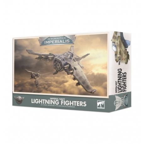Imperial Navy Lightning Fighters: Aeronautica Imperialis